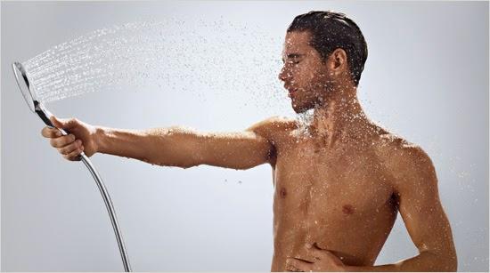 Raindance Dusche Test : RAINDANCE SELECT E 120 *WELLNESS in der eigenen Dusche auf Knopfdruck