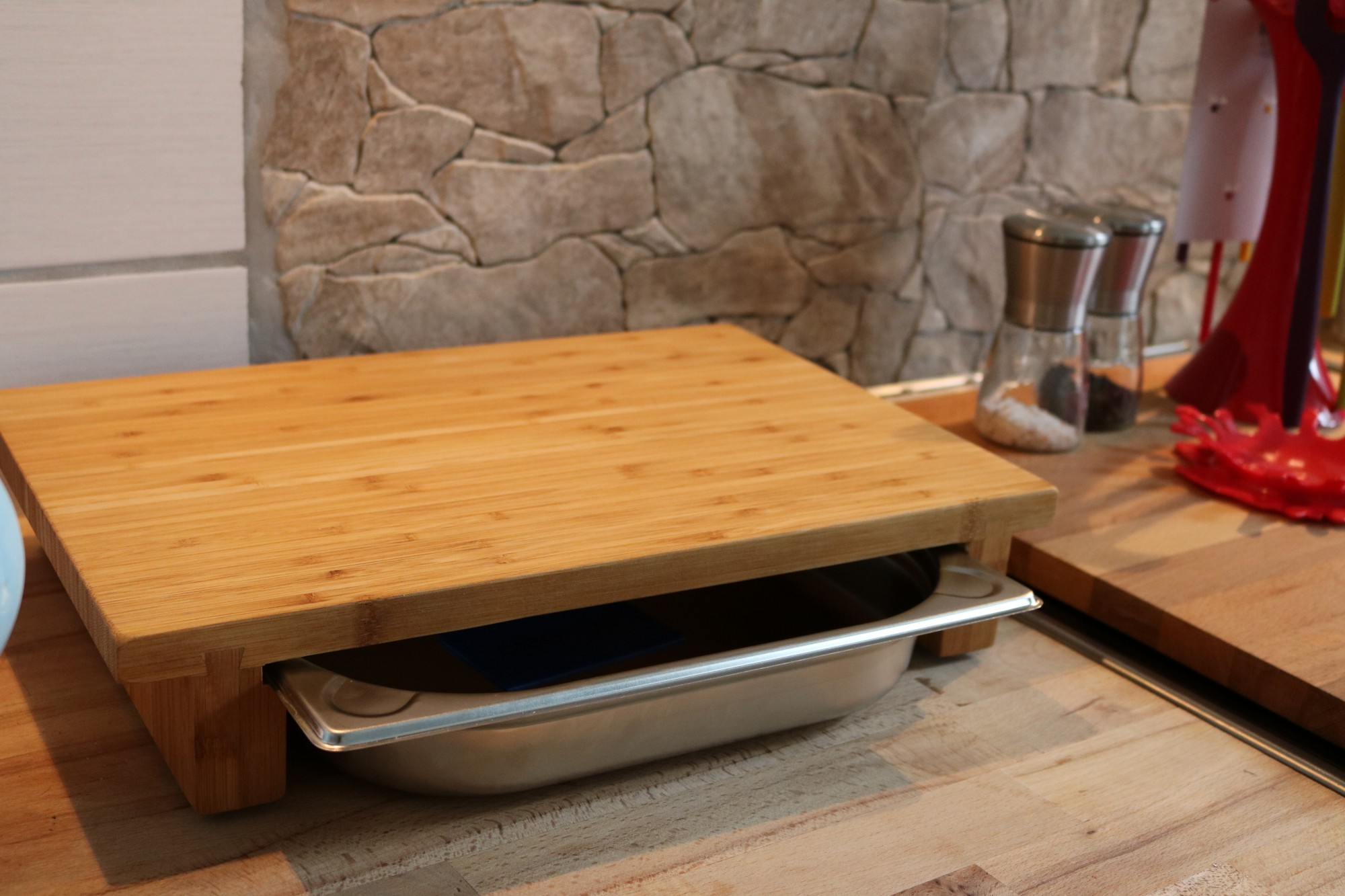 cleenbo sauber geschnibbelt kitchen schneidebrett mit gewinnspiel frinis testst bchen. Black Bedroom Furniture Sets. Home Design Ideas