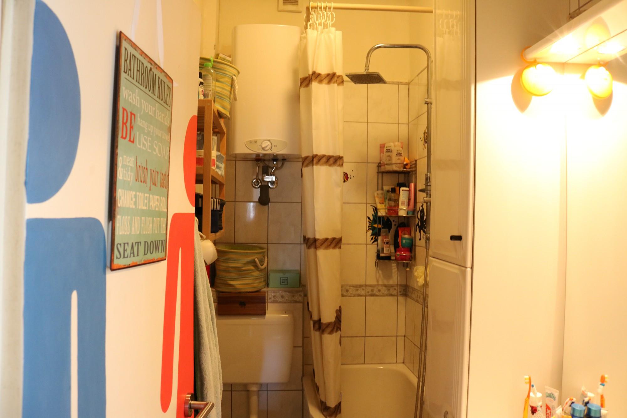 aufgemöbelt! badewannenfaltwand schulte von duschmeister.de, Badezimmer ideen