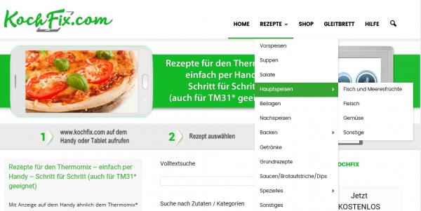 die-Kochfix-App