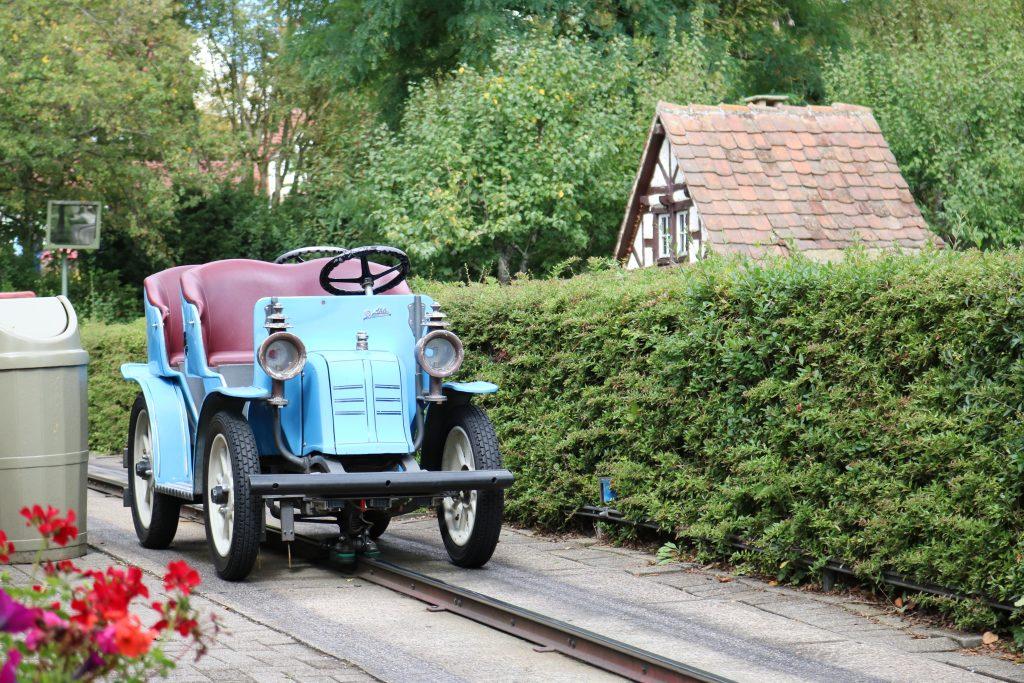 Oldtimer-Fahrt-Tripsdrill