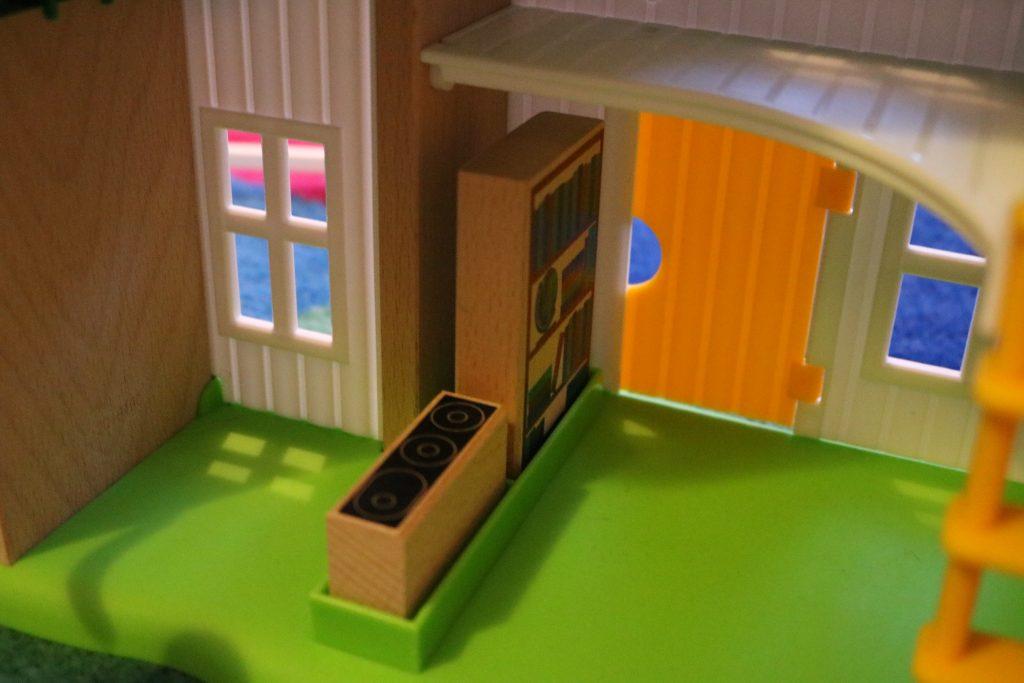 Brio-Farmhaus-Einrichtung