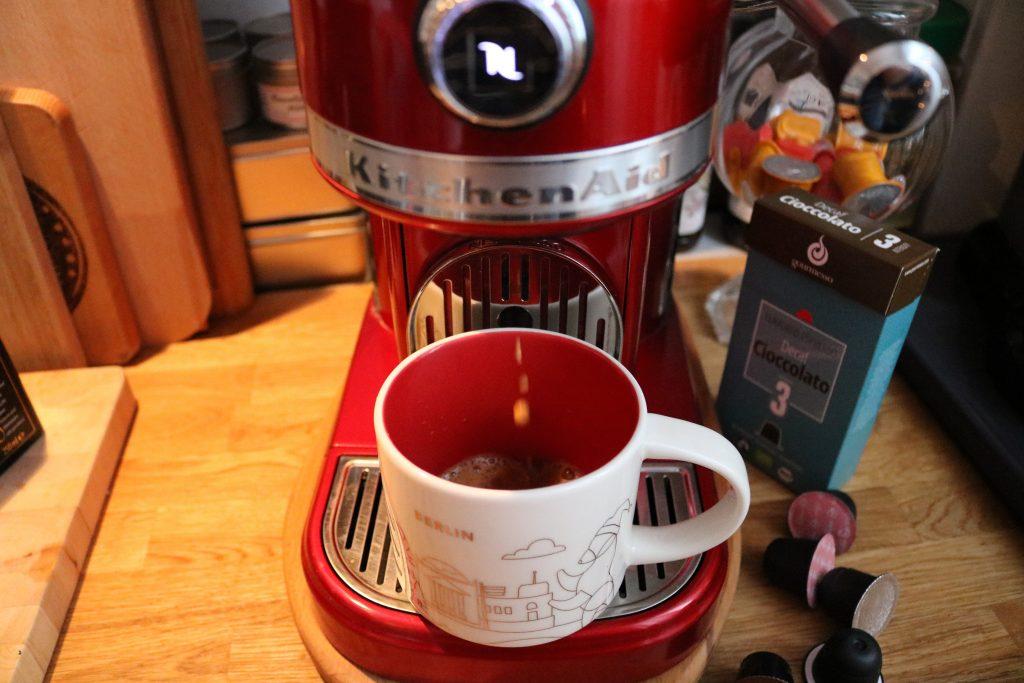 kompatible kaffeekapseln f r nespresso bio fairtrade kapseln von gourmesso im test kaffee. Black Bedroom Furniture Sets. Home Design Ideas